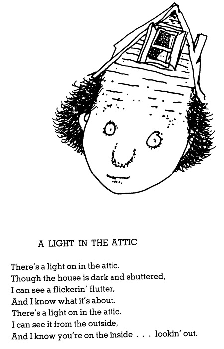 Shel Silverstein similarities