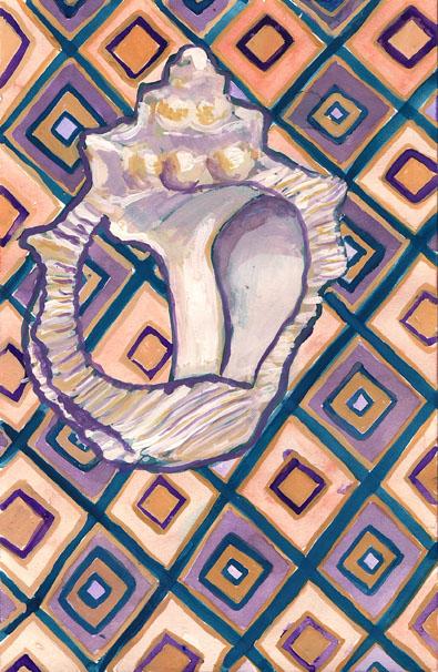 shell pattern 72