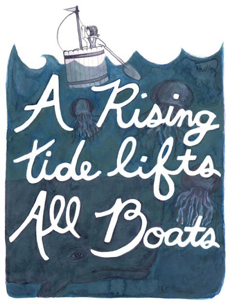 rising tide 72
