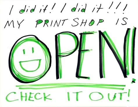 open shop 3-1